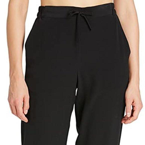 Garage Pants - Garage Black High-Rise Jogger Pants